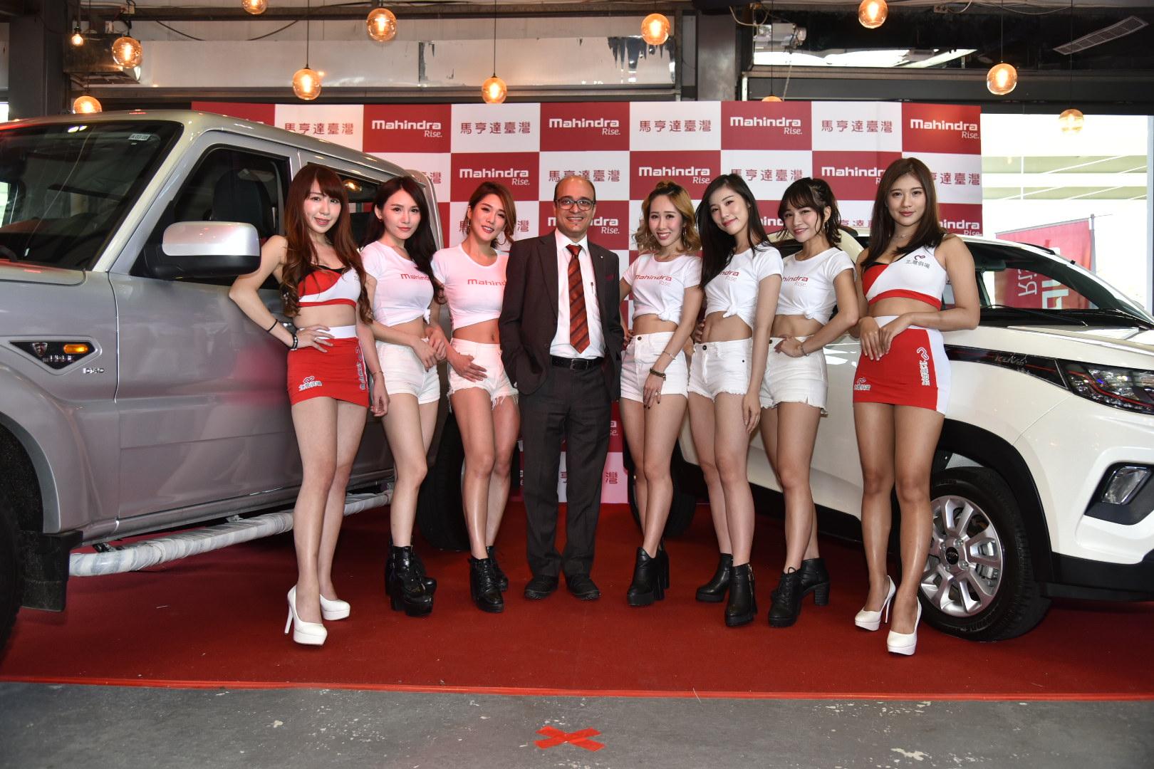 KUV100新車發表活動
