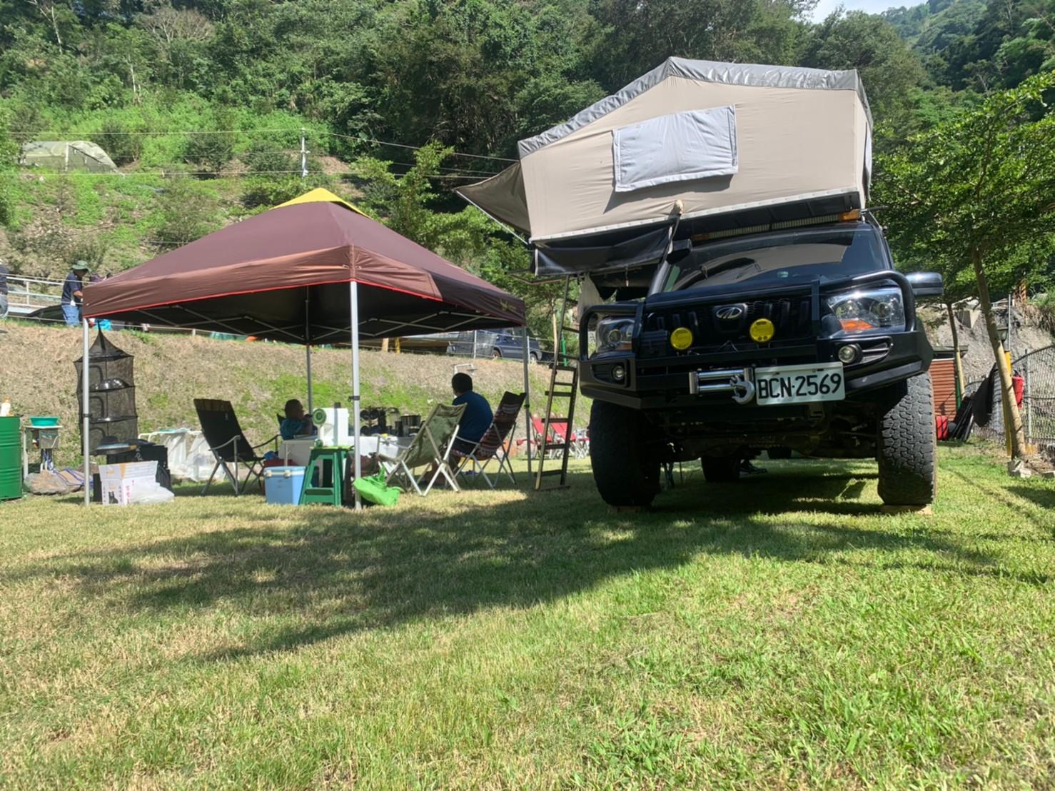 mahindra 2021疫情微解封一起微露營