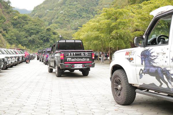 Mahindra Taiwan 台灣馬亨達車輛健診活動