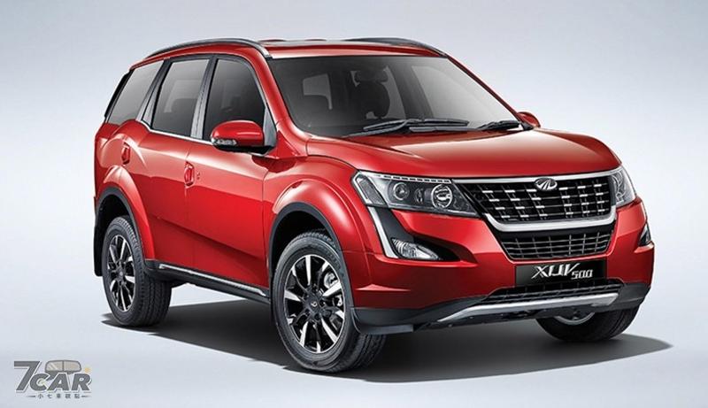 Mahindra XUV500 新增 W3 入門車型