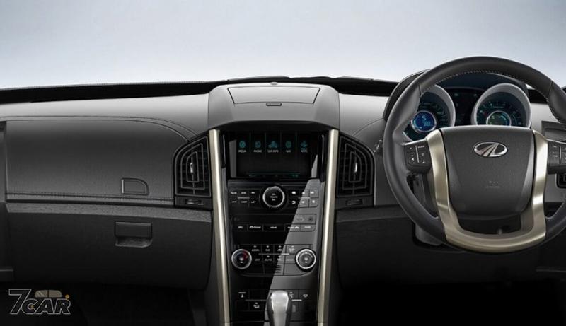印規 Mahindra XUV500 新增 Apple CarPlay 功能